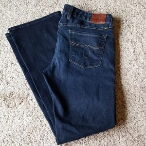 Lucky Jeans, lola boot, size 8/29